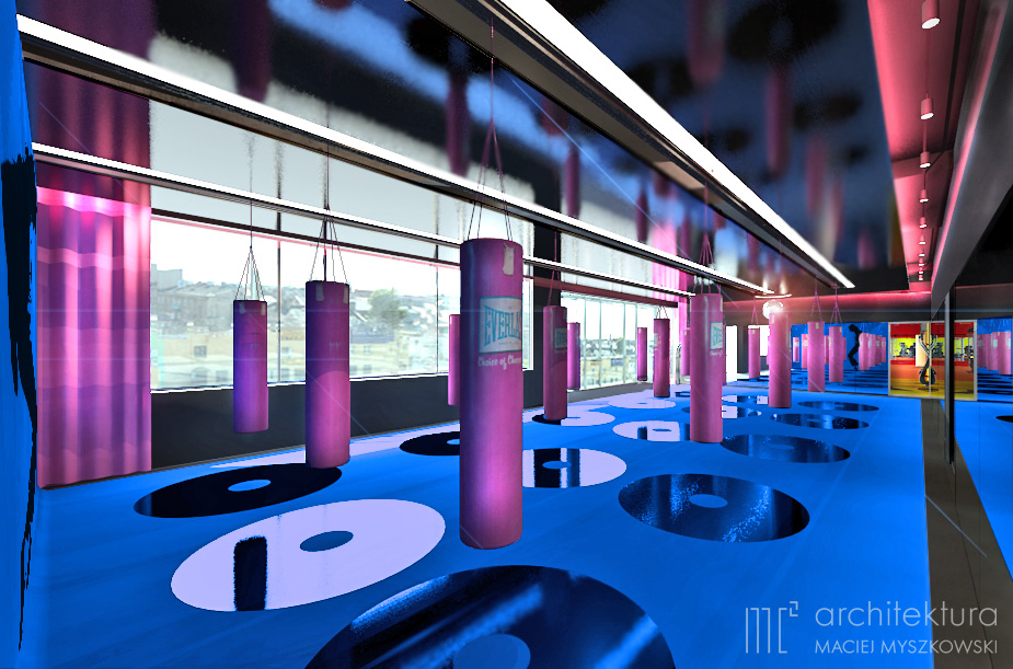 Pop-Gym fitnessclub Radom