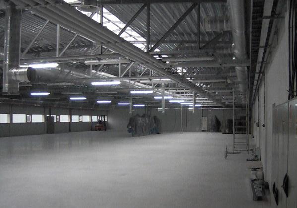 Fabryka silikonu - Mąka Sojka Architekci